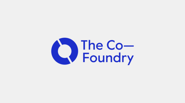The Co-Foundry new brand