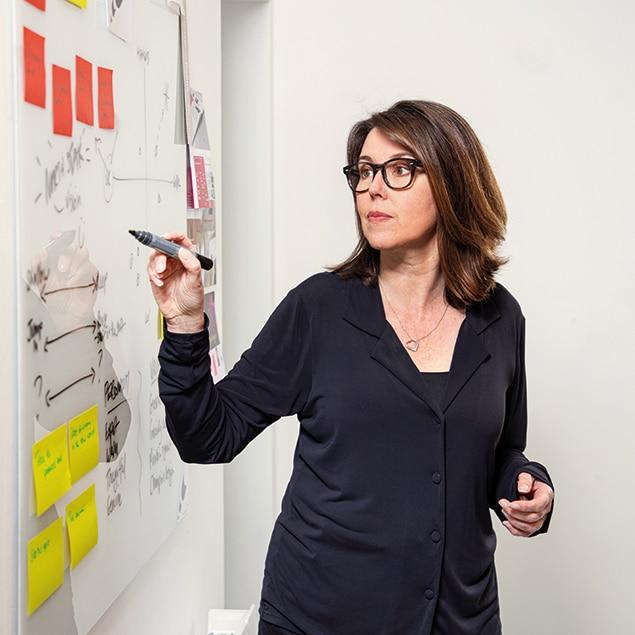 Sue Bush brand consultant